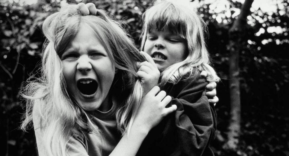 aggression in children towards friends