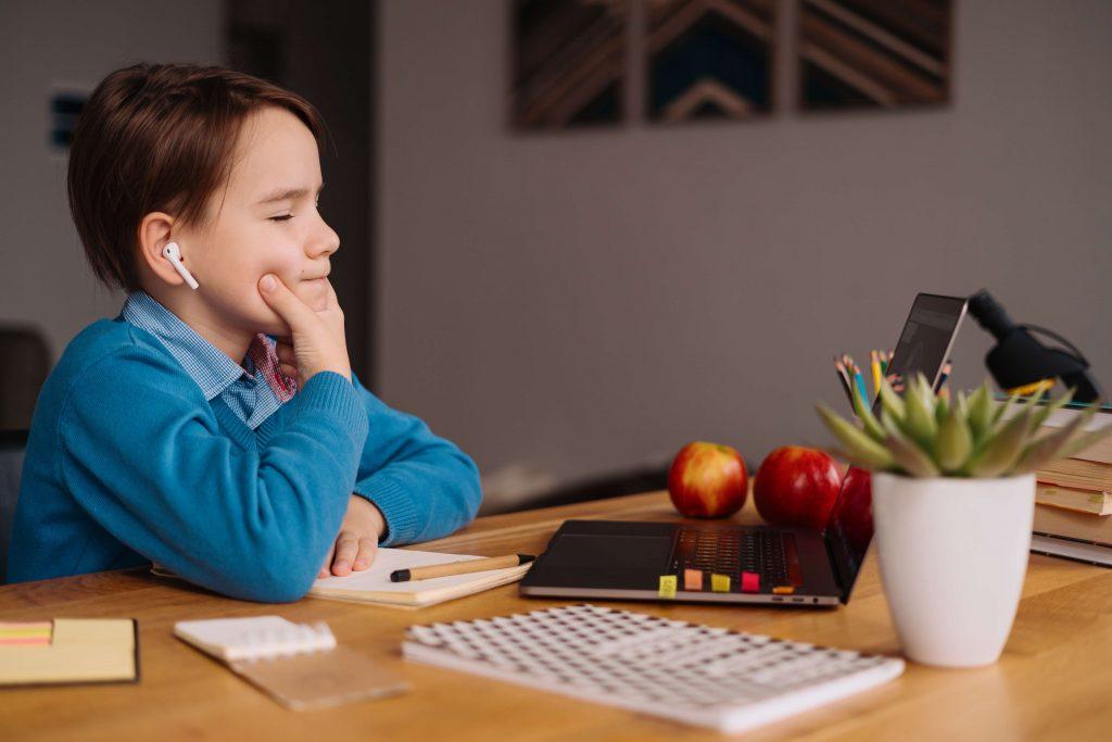 Advantages of technology on children