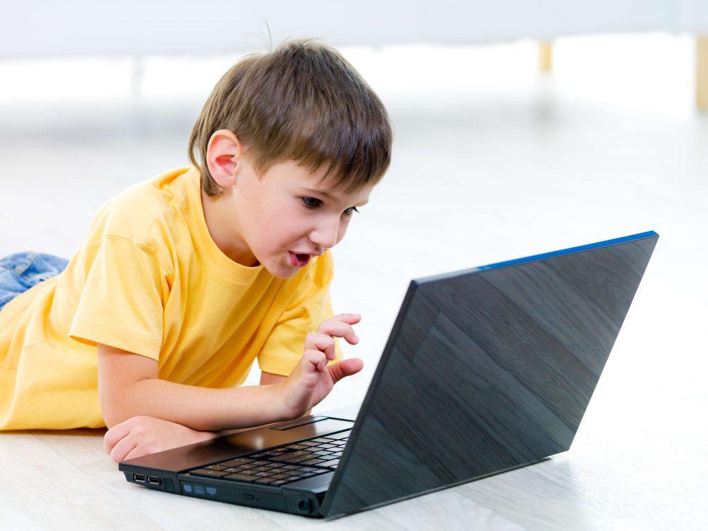 kid internet addiction