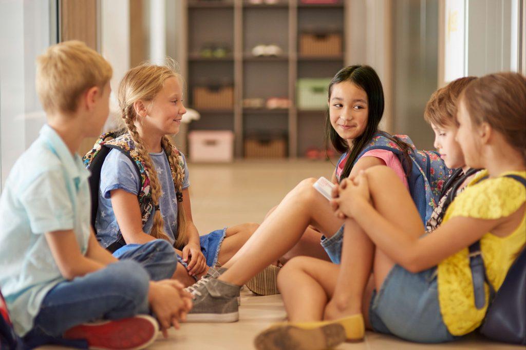 dạy trẻ về chất gây nghiện