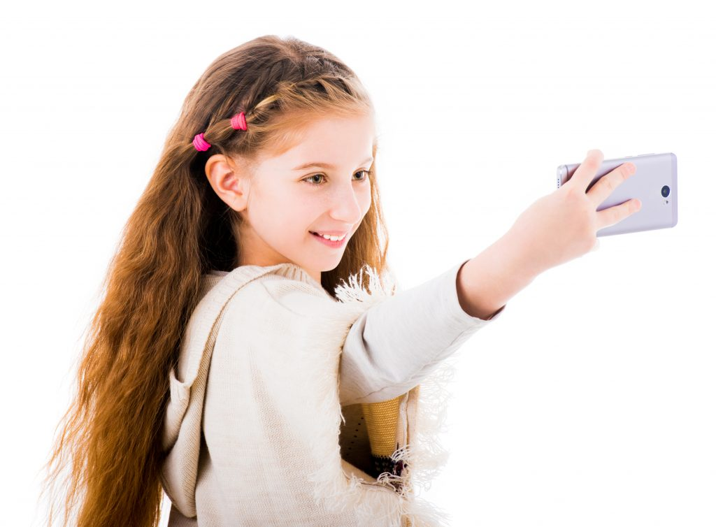 is your child taking selfie too much