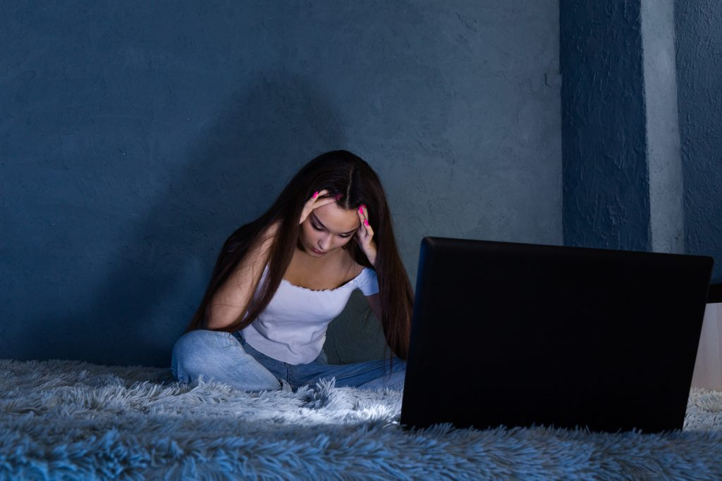 Victims of online sexual predators