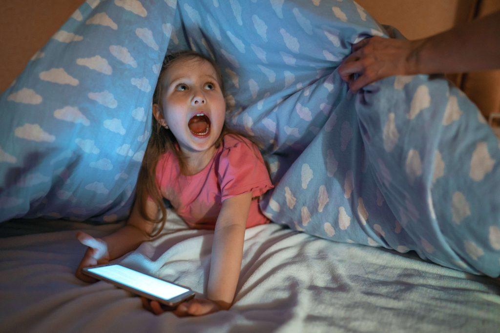overcontrol makes kids more secretive
