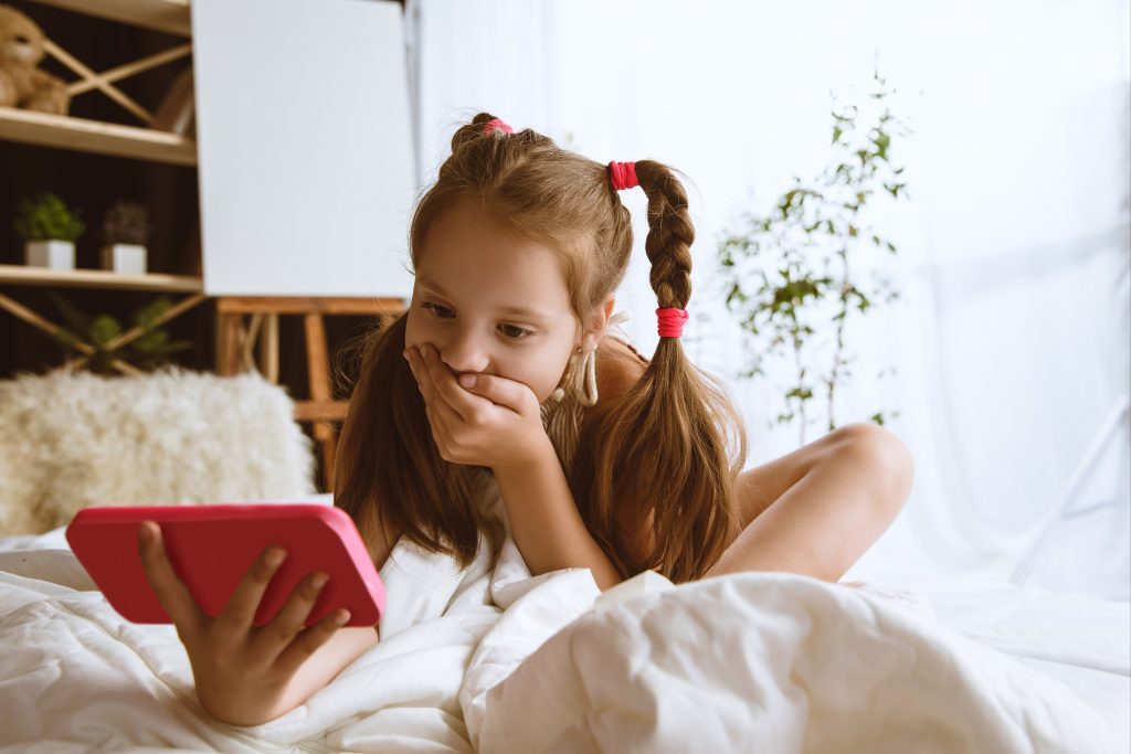 Talking to children about online safety