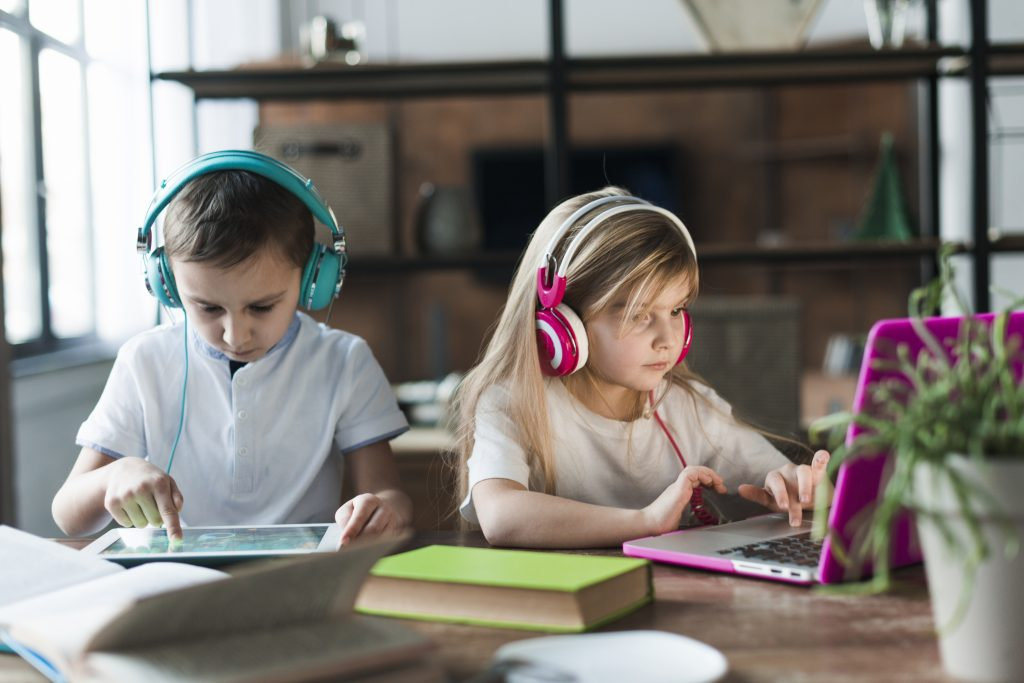 Internet safety for online learning